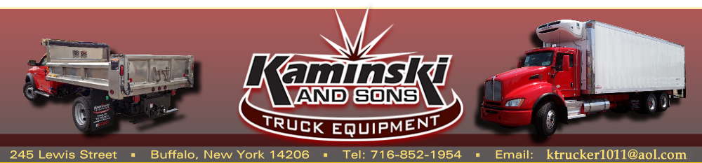 Truck Accessories & Truck Equipment Buffalo, NY | Kaminski and Sons