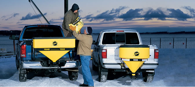 Low Profile Tailgate Spreaders
