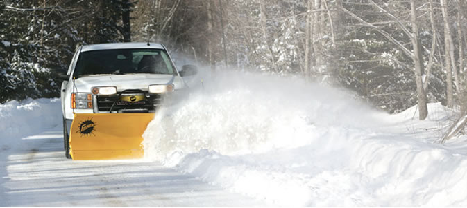HT series snow plow