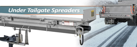 Under Tailgate Spreaders