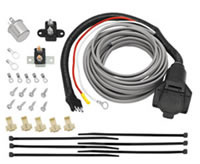 Trailer Wiring ,T-Connectors, Wiring Adaptors